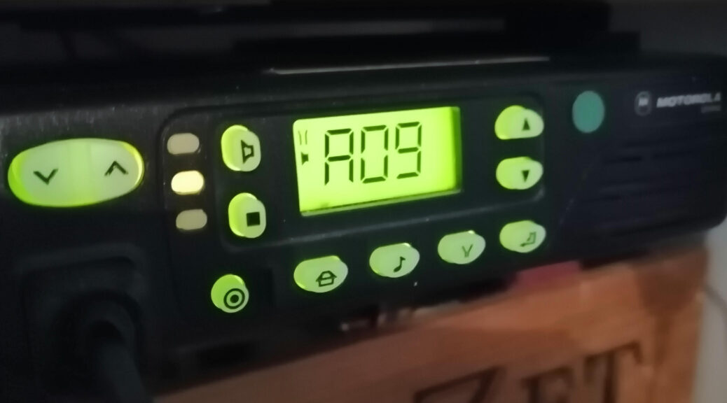 Motorola GM950
